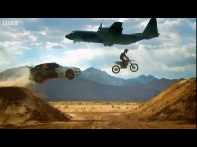 Top Gear - Mona Lisa Overdrive Matrix