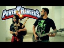POWER RANGERS THEME MIGHTY MORPHIN BAGPIPE METAL COVER