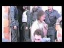 I Zlot Międzymiastówki Anarchistycznej Gdańsk 30 10 1988 wjazd SB i ZOMO z archiwum SB