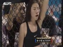 Chan-Mi Jeon vs Na Young Song on ALL FC 1 (Road to UFC Fight Night 110: Lewis vs Hunt)