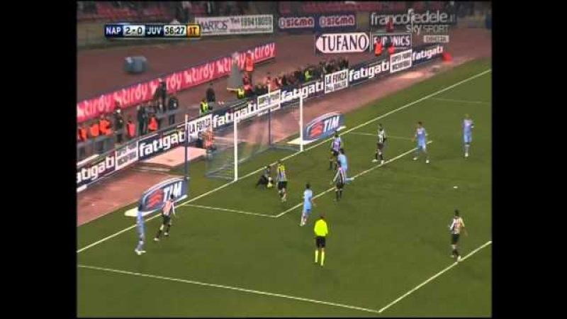 19° Napoli - Juventus 3 0 (09/01/11) Sintesi con commento di Carlo Alvino By Frank89