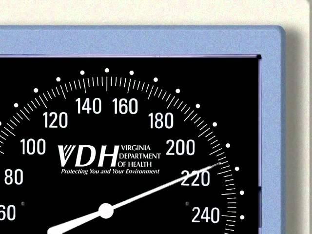 Как измерять кровяное давление. Звуки, тоны Короткова, Korotkoff.