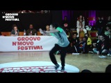 GROOVENMOVE BATTLE 2017 - 1/4 Final All Style - Sheila & Goku vs Fiona et Osee