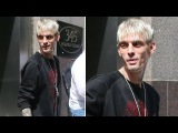 Aaron Carter Says His Fans Are His Family More Than His Biological Relatives - YouTube