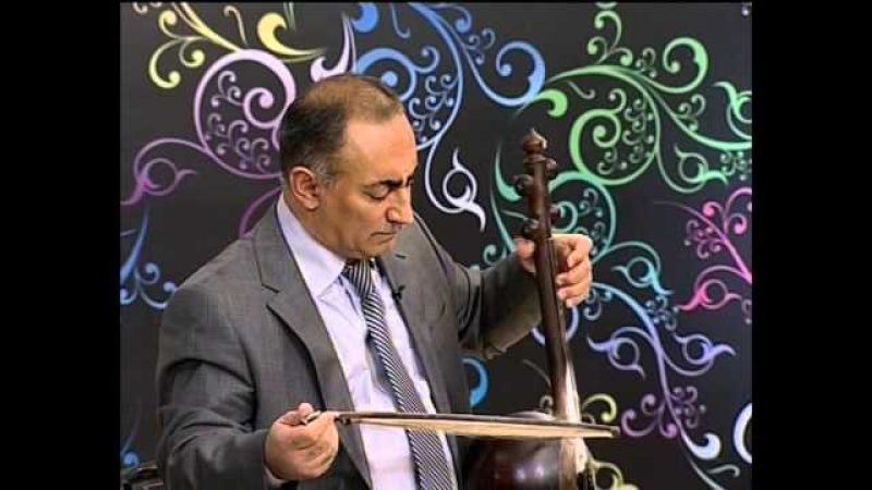 Munis Sharifov.Azeri kamanca.Segah ve Popuri