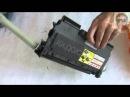 Перезаправка заправка картриджа BROTHER TN 2090 Пошаговая, точная инструкция
