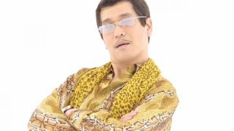 二文字目ミステイク/PIKOTARO(ピコ太郎)