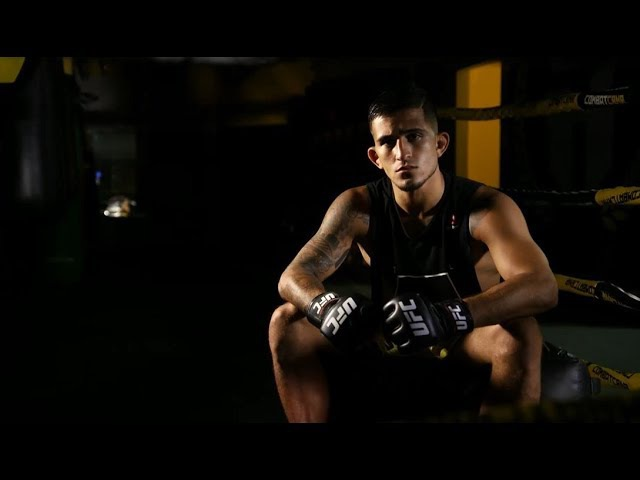 Fight Night Mexico City: Sergio Pettis - It's Been A Long Road