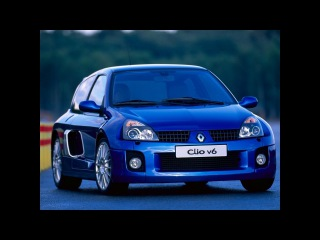Need for Speed - Most Wanted - Renault Clio V6 - Sport Compact Car