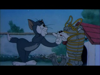 Tom And Jerry - Solid Serenade 1946 - Fragment