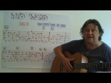 Fingerstyle Guitar Lesson #93 MAD WORLD (Gary Jules)