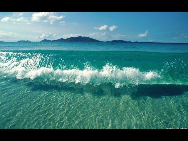 Прелесть моря звуки морских волн релакс