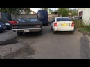 Dodge Coronet V8 vs Opel Astra 1.6 Sound