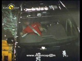 Euro NCAP  OpelVauxhall Sintra  1999  Crash test
