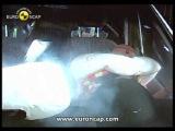 Краш-тест Mercedes Benz Vaneo 2002