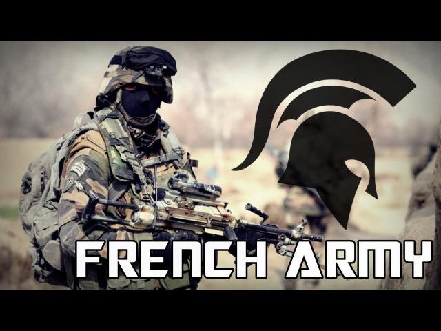 FRENCH ARMY Armée de Terre Tribute 2017 HD