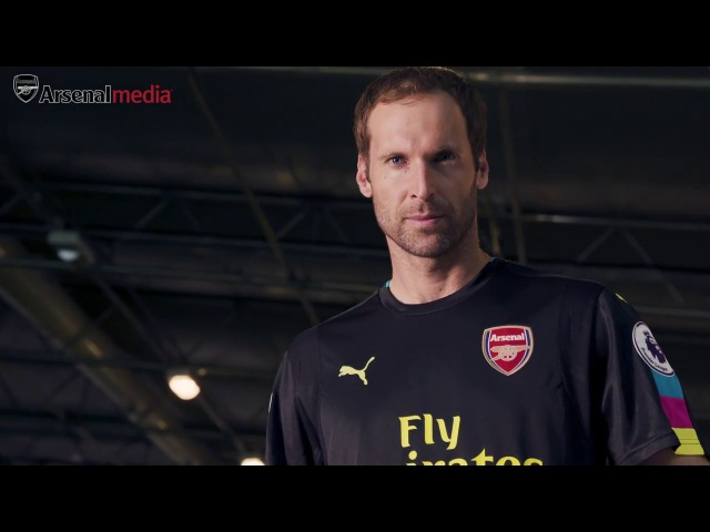 Up Close with Petr Cech
