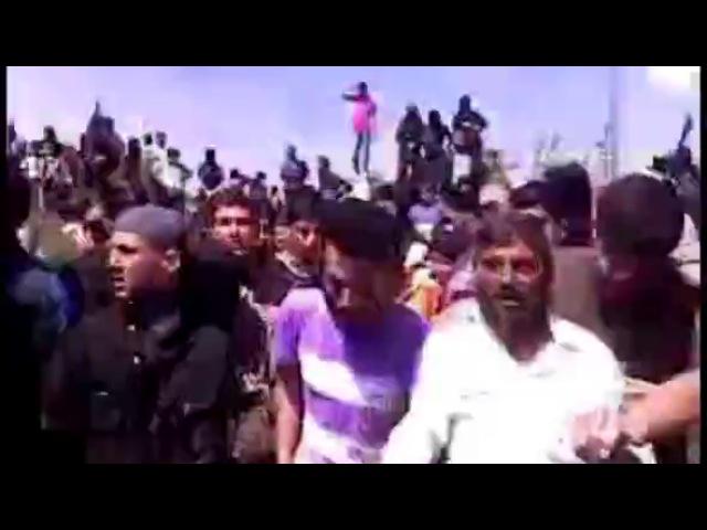 Enthauptungsvideo - Islamisten in Syrien schneiden Christen vor laufender Kamera die Köpfe ab