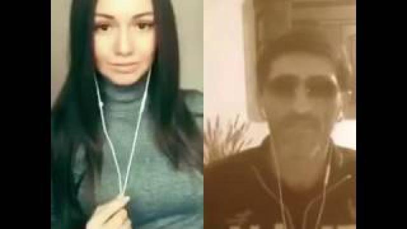 Саид Газимов и Diana Alis- если б не было тебя
