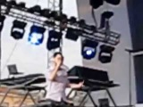 Выступление Linkin Park Hands Held High Санкт-Петербург