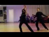 Katerina Stolyarenko & Peter Gelzhinsky Rumba (Star Dance School Showcase)