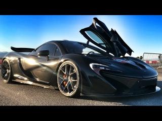 Гонки в США - McLaren P1 (916 л.с.), HONDA NSX (ACURA), SHELBY, PORSCHE 918 + MICHELIN PilotSport 4S
