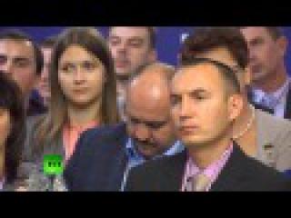 Путин ответил на вопрос о мигрантах