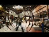 Stan Winston School LIVE at University of Virginia - The Art of the Moving Creature Course