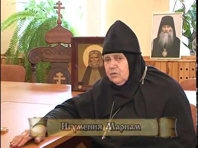 Споручница грешных Николо Одринский женский монастырь