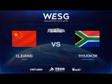 [RU] Th3Jok3r vs CLHuang, 2016 WESG HS Grand Final presented by Alipay