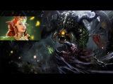 Dota 2 Controlling Roshan with Enchantress (bug)