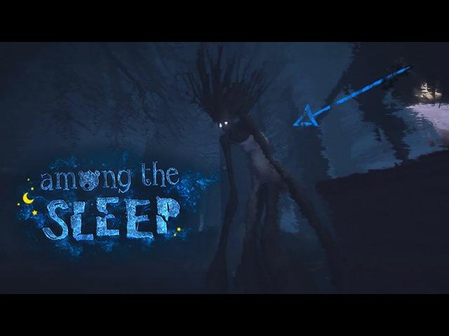 ПУХЛИК СРЕТ КИРПИЧАМИ В Among The Sleep