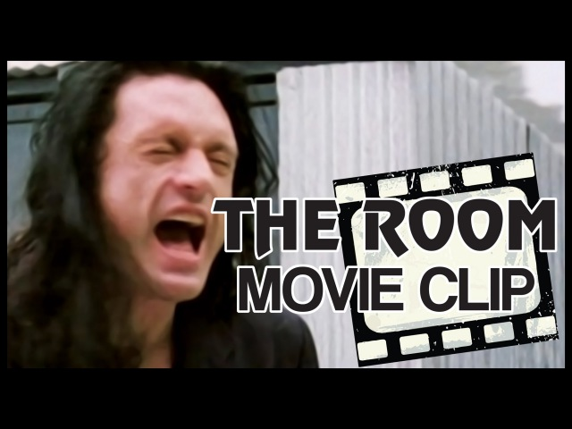 Oh, Hi Mark - Rooftop Scene 1 - The Room (2003) - 4K (HD) Scene Clip