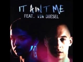 Vin Diesel via Instagram: #ItAintMe