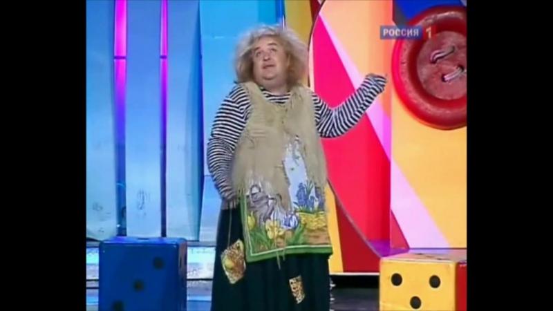 Выступление Александра Морозова Я женой была бы классной в Кривом зеркале