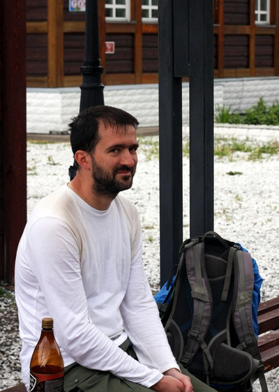 Максим Ушаков