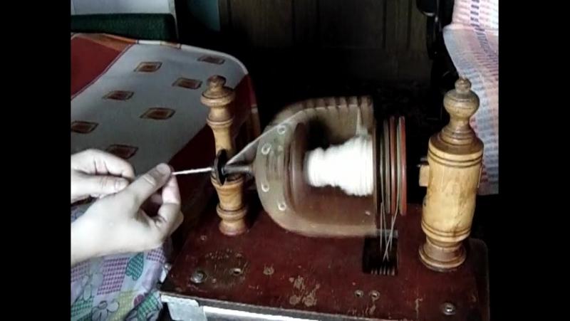 Тестирование прялки