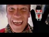 Арнольд Шварценеггер в японской рекламе