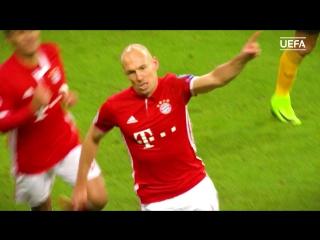 Лига Чемпионов 2016-17 / 10 лучших голов [HD 720p]