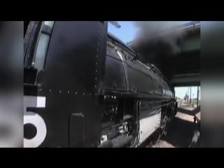 Самый большой и мощный паровоз в истории - Union Pacific 4000 «Big Boy»