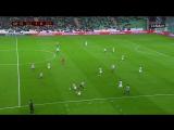 Кубок Испании 2016-17 / 4 раунд / Первый матч / Бетис - Депортиво / 2 тайм