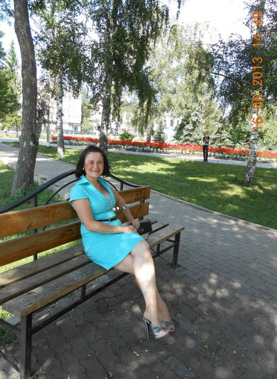 Айгуль Липина (Рахманкулова)
