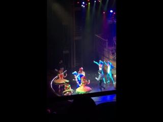 Галлюцинации от штиля апогей в мюзикле колумбус.