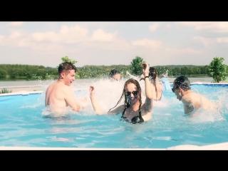 Лето в аквапарке Лебяжий