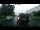 Авария в Зеленограде.