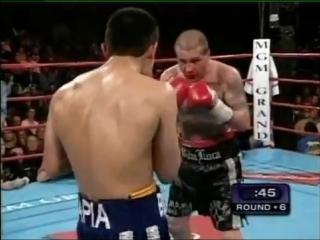 Marco Antonio Barrera vs Johnny Tapia 02-11-2002