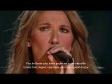 селин дион -  (с переводом)  для вас любить меня Celine Dion - Pour que tu m'aimes encore