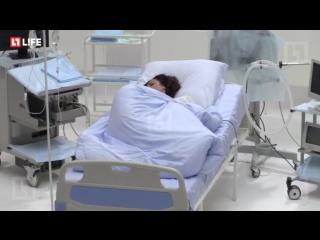 Прямая трансляция съёмок дебютного клипа Ольги Бузовой на песню