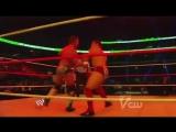 Crossface Tyson Kidd vs Daniel Bryan - Saturday Morning Slam 20.10.2012