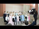 15.12.16 ДМШ№8, хоровой концерт. 1 кл. (2)